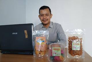 Maminyit Ramaikan Kuliner Lampung