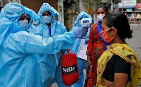 भारत में हुए दुनिया के सबसे ज्यादा करो ना वायरस के मरीज