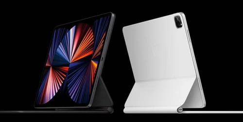 Apple launches the new iPad Pro with the M1 chip