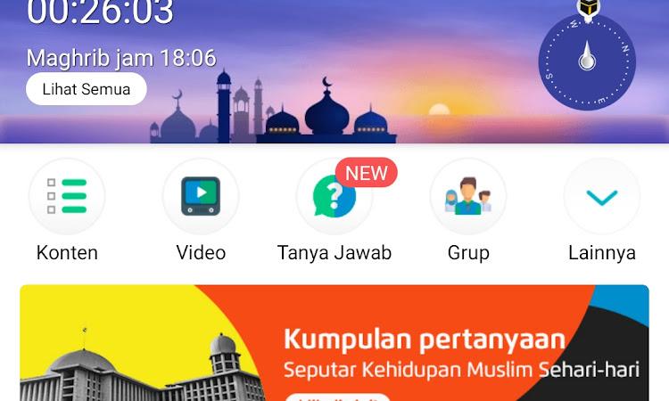 App Review : Umma - Komunitas & Gaya Hidup Muslim