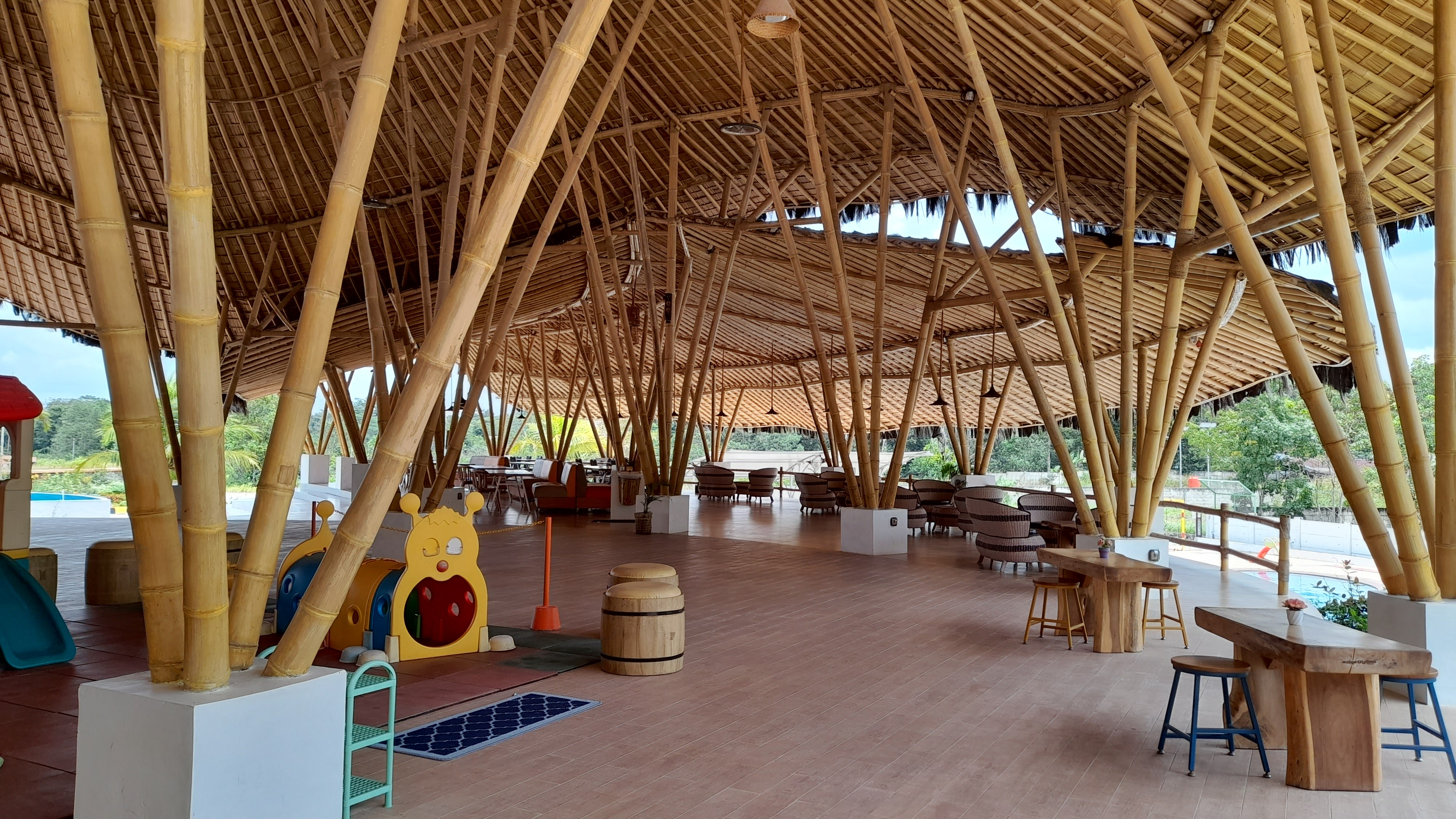 Belitung Lodge and Clubhouse by Amazing