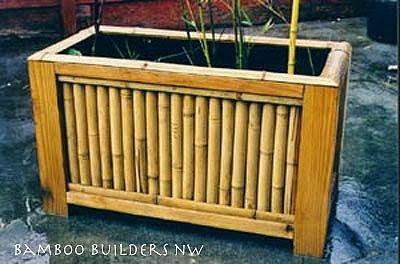 Kerajinan Tangan Dari Bambu, Aneka Kreasi Bambu 12