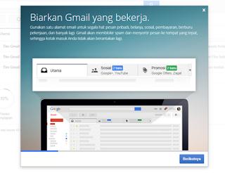 Cara Membuat Email Untuk Membuat Blog Adsense