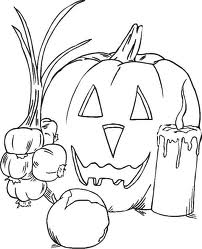 Urmasii Dacilor Planse De Colorat De Halloween