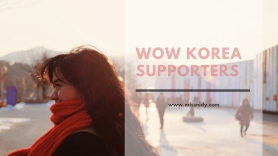 wow korea supporters 2020