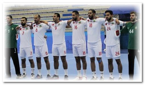 كأس العالم لكرة اليد مصر 2021… المنتخب المغربي في المجموعة السادسة