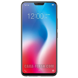 Cara Flash Vivo V9 PD1730F Via PC (Firmware + Tool)