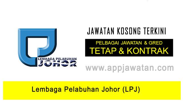 Jawatan Kosong di Lembaga Pelabuhan Johor (LPJ)