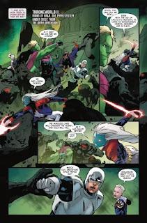 Marvel Comics: Previews cuarta semana de Agosto 2021