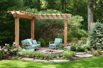How To Divide Your Outdoor Living Space For Best Use | Norwalk | Upholstery Repair |