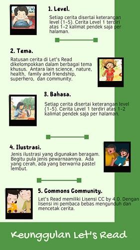 Keunggulan Let's Read