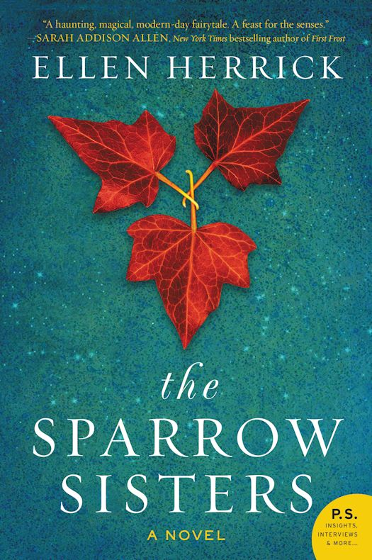 Interview with Ellen Herrick, author of The Sparrow Sisters