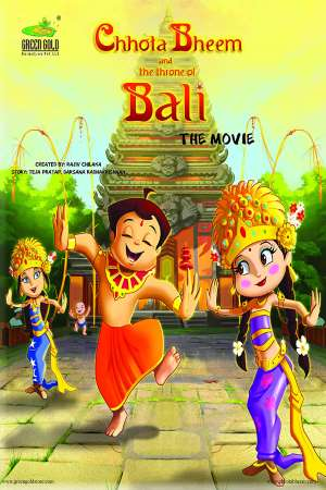 Download Chhota Bheem and the Throne of Bali (2013) Hindi Movie 480p | 720p | 1080p WEB-DL 350MB | 850MB
