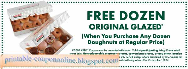 A Krispy Kreme Original Glazed doughnut is made from at least 50 ingredients – mostly artificial food additives that increase your risk of cancer, diabetes, heart disease, allergies, and digestive disorders.