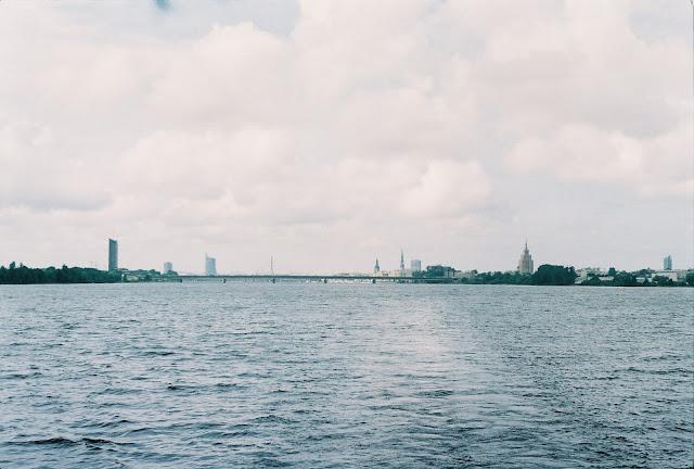 riga, daugava, water, panorama, 2009, 2019
