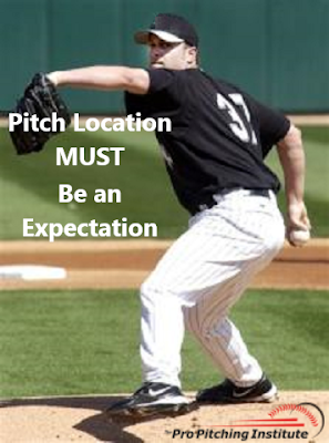 By programming your mind to use your throwing action for balance, you expect each pitch to travel directly into your target all the time.