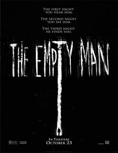 pelicula Empty Man: El mensajero del último día
