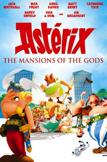 Asterix And Obelix Mansion Of The Gods 2014 Dual Audio 720p BluRay