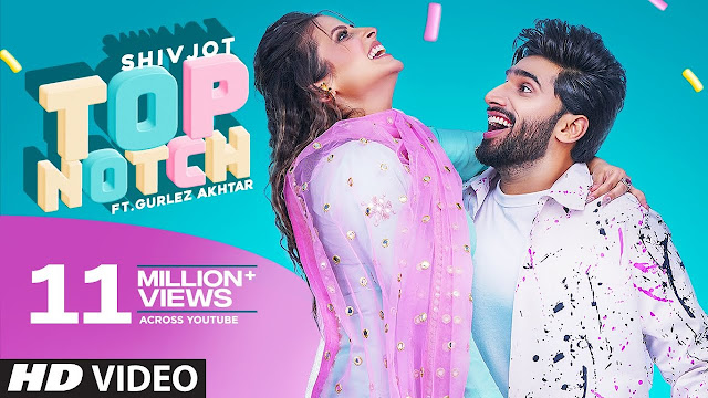 Top Notch Lyrics - Shivjot Ft Gurlej Akhtar | Latest Punjabi Songs 2020 Lyrics Planet