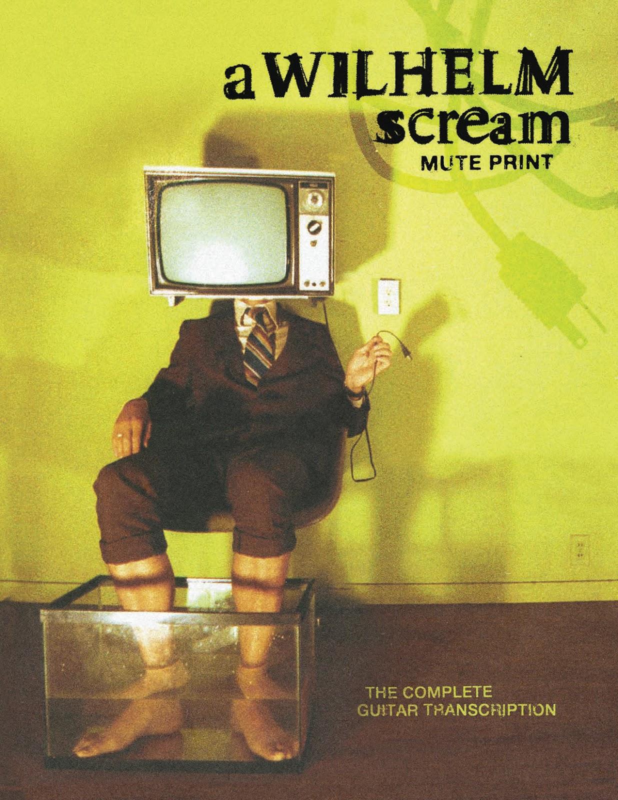 Screaming Fastcore ::: A Wilhelm Scream - Mute Print (The