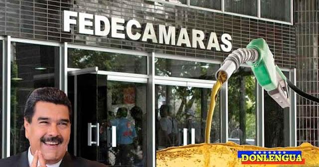 VENDIDOS | Fedecamaras le pide a Maduro concesiones para poder importar gasolina y venderla