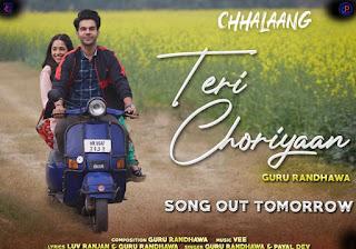 Teri Choriyaan Guru Randhawa song listen online - DjPunjab