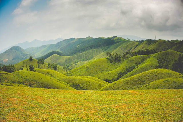 Things to do vagamon