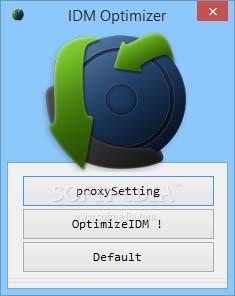 cara memakai idm Optimizer