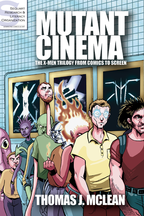 """Get 'Mutant Cinema"""" for your Kindle – FREE! – Thomas McLean"""