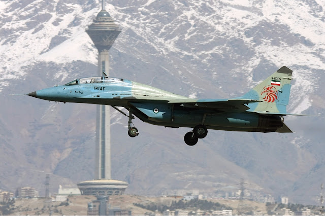 MiG-29 of Iran Air Force