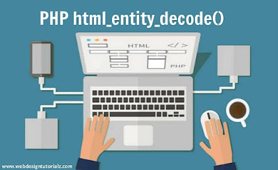 PHP html_entity_decode() Function