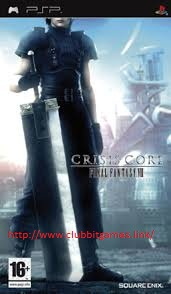 Link DOwnload Games Crisis Core Final Fantasy VII PSP ISO - Clubbit
