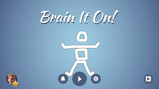 لعبة Brain It On