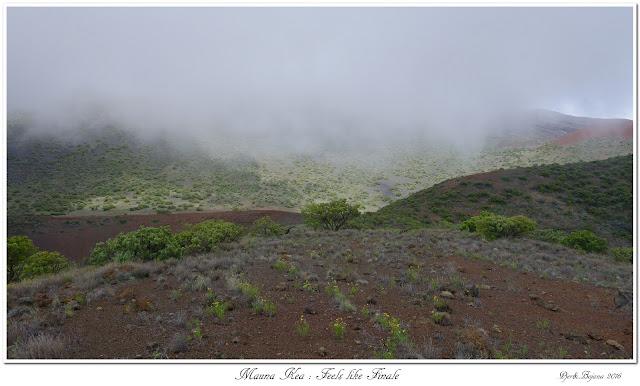 Mauna Kea: Feels like Finale