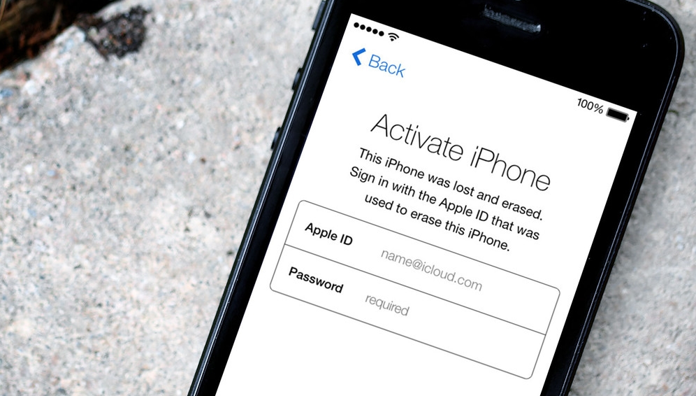 activation lock iphone 5se