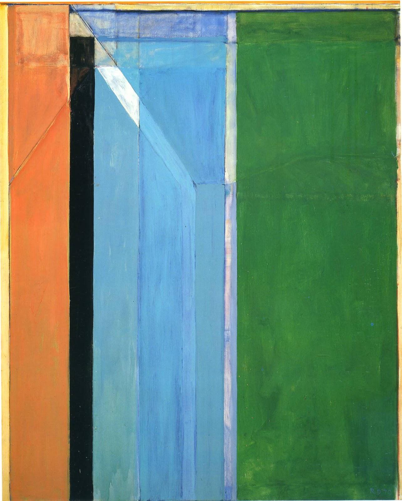 ART & ARTISTS: Richard Diebenkorn \'Ocean Park Series\'