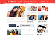 (Free)(Premium) ChicMag Blogger Template Themes