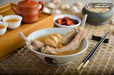 Mì thịt lợn ở Hill Street Tai Hwa