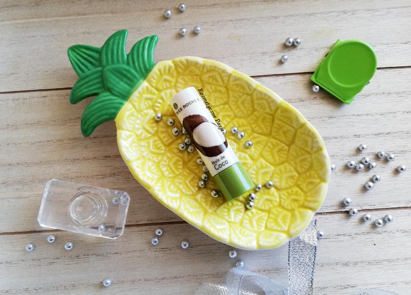 kokosowa pomadka kokos