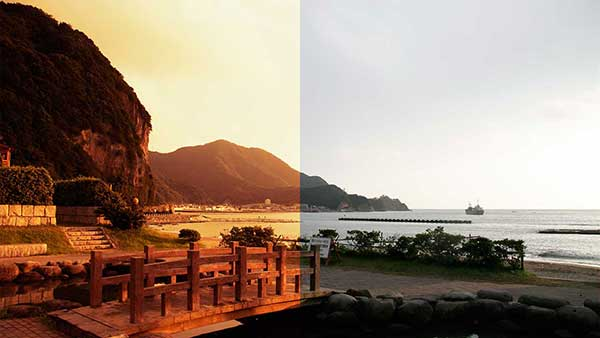 Tutorial Cara Membuat Efek Sunset Dengan Photoshop