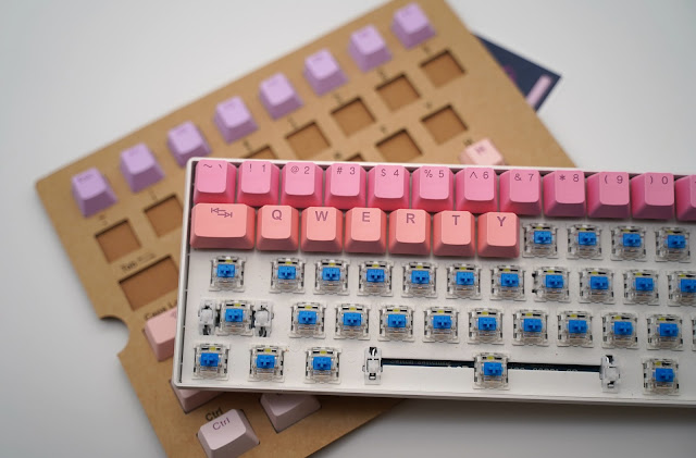 What is a Low Profile keyboard