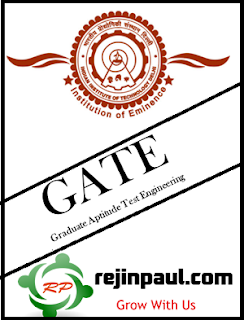 GATE Question Paper with Solution previous year - rejinpaul.com