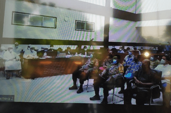Saksi Ahli: HRS Sudah Bayar Denda tak Perlu Dipenjara