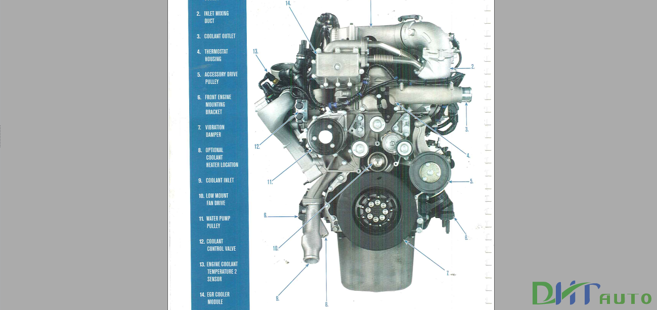 Maxxforce 11-13 2009 Advanced Diesel Power - Automotive Library