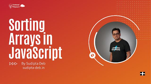 Sorting Arrays in JavaScript