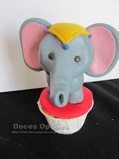 cupcake elefante
