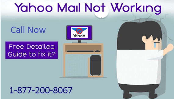 A detailed Guide to assist With the Yahoo of Yahoo mail not working