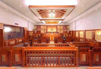 kamar mahkamah syariah