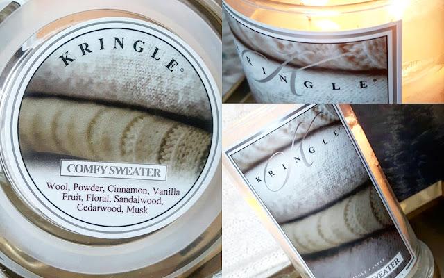 Kringle Comfy Sweater - otulający ideał na deszczowe dni - Czytaj więcej »