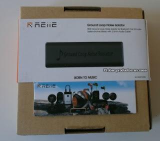 Dispositivo aislante de ruido Reiie B12